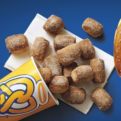 Auntie Anne's – Closed until further notice